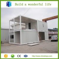 Buy cheap 20FT/40FT Expandable Cabin Flat Pack Container House Prefabricated Home for sale from wholesalers