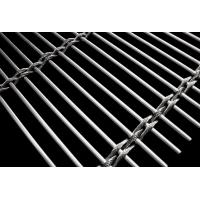 Buy cheap Curtain Wall Architectural Wire Mesh High Strength Tensile Customized Size from wholesalers