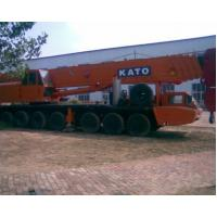 Buy cheap Used Kato Mobile Crane from wholesalers