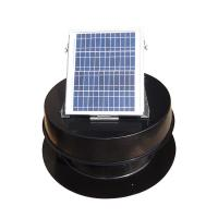 China 10W solar attic fans on sale