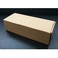Buy cheap Double Wall Corrugated Cardboard Shipping Box / Paper Packaging Drawer Gift Box from wholesalers