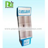 Buy cheap Creative Corrugated Cardboard Pallet Display Racks Weight Light from wholesalers