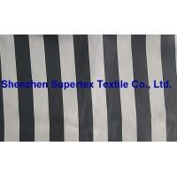 Buy cheap Cupro Vertical Stripe Yarn Dyed 85GSM Silk-handfeel Blouse Fabric from wholesalers