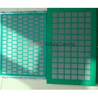 Buy cheap High quality API shale shaker screen replacement of Aipu solids from wholesalers