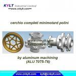 Buy cheap Self-Balanced Vehicle Aluminum Die Casting Wheels from wholesalers