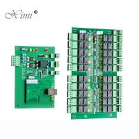 Buy cheap TCP/IP Fingerprint And RFID Card Elevator Access Control Systsem 20/40 Floors Elevator Door Control Board from wholesalers