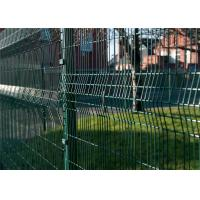 Buy cheap Anti Climb Security Fence / ClearVu Security Fence For House Garden Prison Airport from wholesalers
