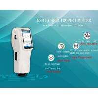 Buy cheap 45/0 spectrophotometer paintings price Traffic sign parts color spectrophotometer with software for brightness NS808 product