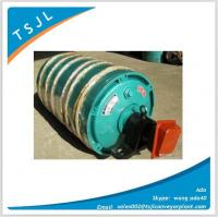Buy cheap Minal belt conveyor electric motor bend pulley system from wholesalers