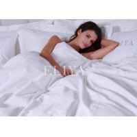 Buy cheap Full Size Healthy Hotel Collection Duvet / Nature Goose Down Alternative Quilts from wholesalers