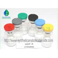 Buy cheap High Purity Human Growth Hormone Supplements GDF - 8 Peptides 1mg / Vial from wholesalers