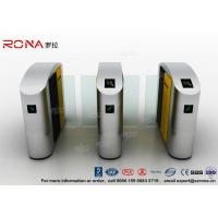 Buy cheap Turnstile Barrier Gate Waist Height RFID Turnstile Security Systems Automatic Flap Barrier Turn Style Door product