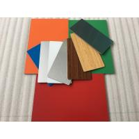 Buy cheap Pearl Black PVDF Coated Aluminium Sheets High Impact Resistance For Construction product