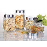 Buy cheap Glass Jar/Glass Bottle/Glass Canister Set from wholesalers