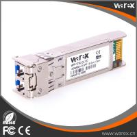 China Competitive SFP-10G-LR Compatible Transceiver SFP+ 10GBASE-LR 1310nm 10km on sale