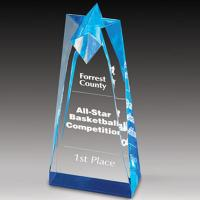 Buy cheap acrylic trophy awards from wholesalers