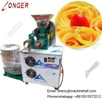 Buy cheap Automatic Corn Noodles Making Machine, Corn Noodle Extruder Machine from wholesalers