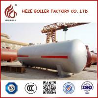 Buy cheap Cheap price high pressure carbon steel 60m3 LPG gas storage LPG tanks for sale from wholesalers