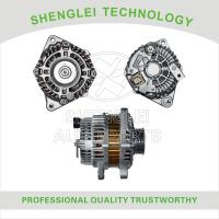 Buy cheap Honda Civic 1.4 Vehicle Alternator Center Muffler Type with Fixed Pulley product