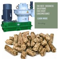 Buy cheap Rotexmaster Using Round Wood/Wood Chips Wood Pellet Mill/Wood Pellet Production Line from wholesalers