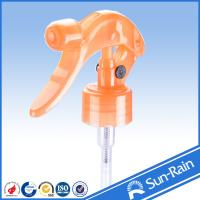 Buy cheap Orange Household Mini Trigger Sprayer for  Automotive care products from wholesalers