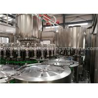 Buy cheap 3-In-1 Monoblock Juice Bottle Filling Machine For Juice Plant Equipment product