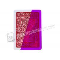 Gambling Italian Modiano Texas Holdem Plastic I Marked Cards Poker