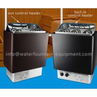 Buy cheap Electric Sauna Heater Steam Room Equipment 4.5KW 60HZ With CON4 Controller from wholesalers