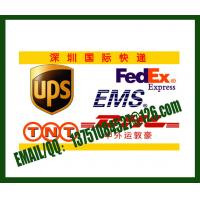 Buy cheap china imported san francisco express ups, tnt, dhl,fedex logist from wholesalers