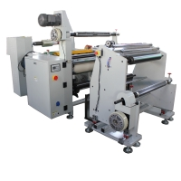 Buy cheap automatic constant tension control high precision slitting rewinder machine slitter from wholesalers