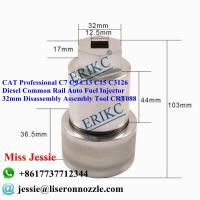 Buy cheap CAT Professional C7 C9 C13 C15 C3126 Diesel Common Rail Auto Fuel Injector 32mm Disassembly Assembly Tool CRT088 from wholesalers
