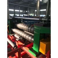 Buy cheap Corrugated Roofing Sheet Bending Machine , 1.5-3.0mm Metal Curving Machine product