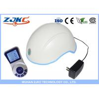 Buy cheap 154 Diodes Laser Hair Cap Best Hair Growth Products Hair Salon Equipment from wholesalers