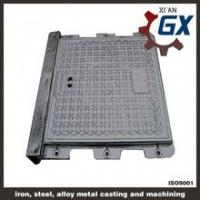 Buy cheap What's the Foundry Iron Indoor Manhole Cover Price from wholesalers