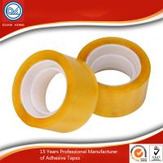 Buy cheap BOPP film water-based pressure senditive adhesive Tape , parcel tapes from wholesalers