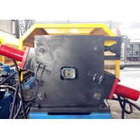 Buy cheap Fully Auto Square Downpipe Roll Forming Machine Hydraulic Cutting CE ISO from wholesalers