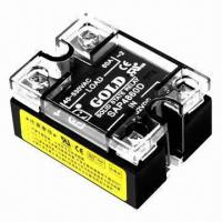Buy cheap AC single solid state relay, 24V SSR, CE, UL , TUV Certified product