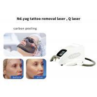 Painless Tattoo Eraser System , Q Switch Laser Machine With Light Radiator