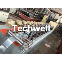 Buy cheap Roller Shutter Door Slat Roll Forming Machine With Pu Foam Injection Machine For Offering Energy Savings and Security from wholesalers
