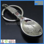 Buy cheap Factory direct sale tourist souvenir gift DUBAI Burj Al Arab metal keychain opener from wholesalers