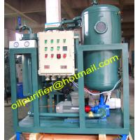 Buy cheap Turbine Oil Purifier, Vacuum Steam Turbine Oil Renewable,Oil Purification Plant with particles counter,exporter,factory from wholesalers