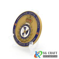 Buy cheap Largest Custom Challenge Coins Supplier In China from wholesalers