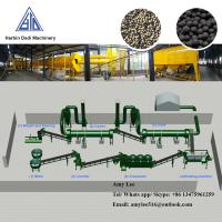 Buy cheap KHL-700(2) Factory directly Bio fertilizer production line/Organic fertilizer plant from wholesalers