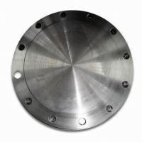 Buy cheap A694, A350 LF1 BS Forged Carbon Steel Blind Flanges with 1/2 to 64 inches OEM from wholesalers