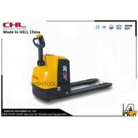 Buy cheap Warehouse  Electric Pallet Jack With 210Ah Battery Cpacity , stand up pallet jack from wholesalers