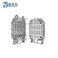 Buy cheap Hot Runner Injection Molding Molds , PET Preform Mould HRC45 - HRC48 Hardness from wholesalers