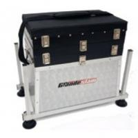 Buy cheap Multi function small customizable 1 / 2 / 3 Story Plastic fishing tackle seat box from wholesalers