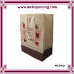Buy cheap Nice Logo customized cute christmas gift bag ME-BG021 from wholesalers