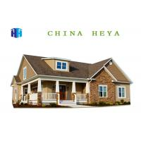 Steel Structure Modern Prefabricated Houses Energy Efficient Modular Home Kits