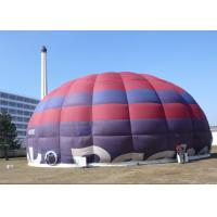 Buy cheap New Design Large dome inflatable event tent, Comercial inflatable marquee tent from wholesalers